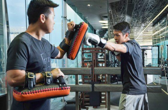 拳擊訓練(一對一)